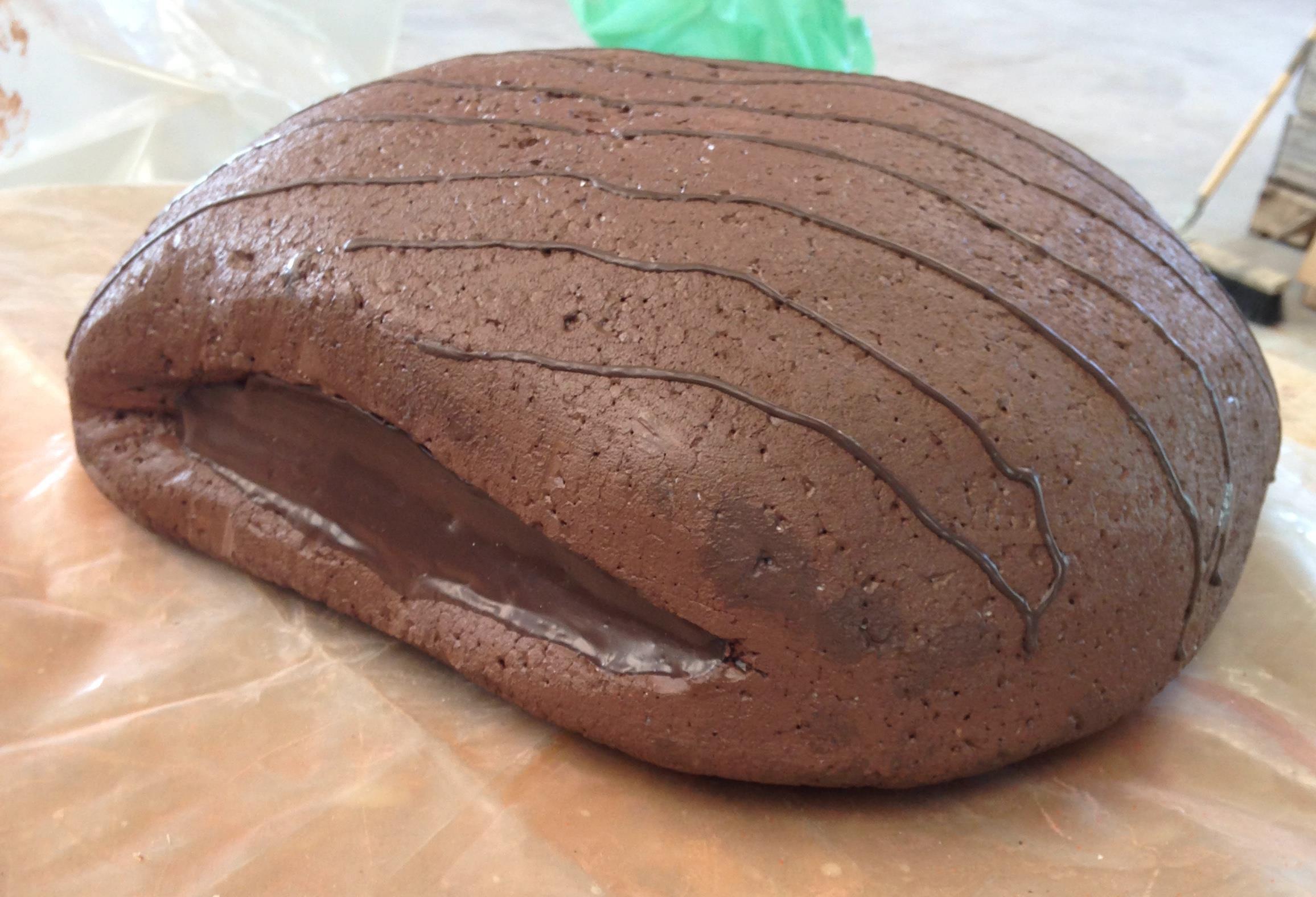 biscotto polistirolo realizzato per Gardaland1